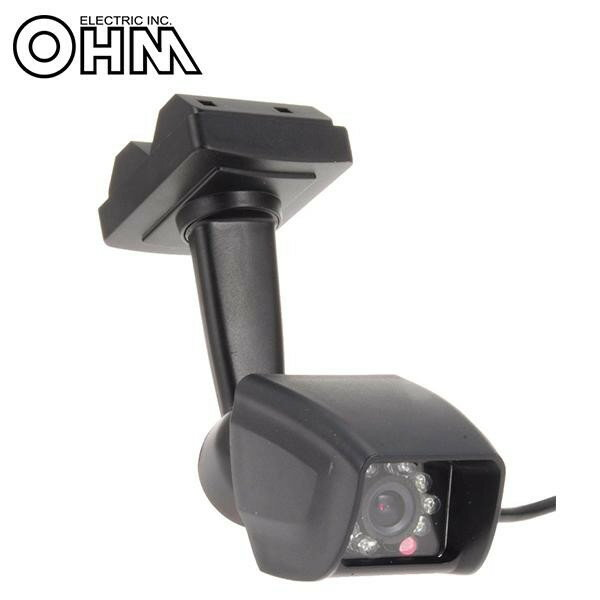 OHM 赤外線防犯カメラ OSE-AC10【代引不可】