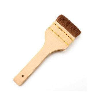 包含真實和(SEIWA/SEIA)皮革工藝馬毛扒手的刷子20號(約60mm)