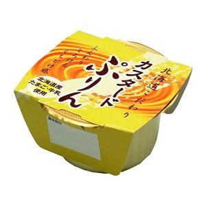 北海道こだわりぷりん(カスタードプリン) 105g×24個【代引不可】