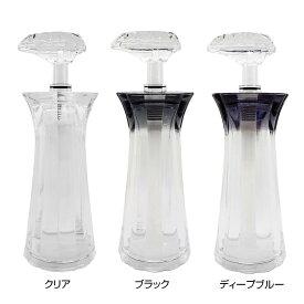 日本製 ディスペンサー Shineシリーズ レジーナ 400ml ディープブルー【代引不可】