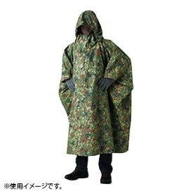 アンアクター(迷彩ポンチョ) グリーンカモ GKP02【代引不可】【北海道・沖縄・離島配送不可】