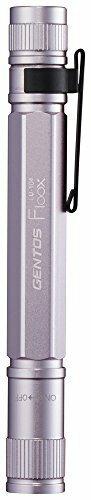 【メール便発送】ジェントス LEDペンライト 懐中電灯 フルークス LU-104【代引不可】