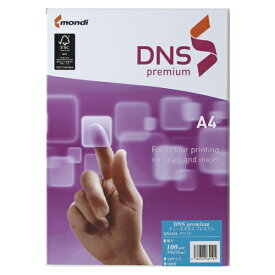 伊東屋 コピー用紙 DNS premium A4 100g/m2 500枚 DNS501