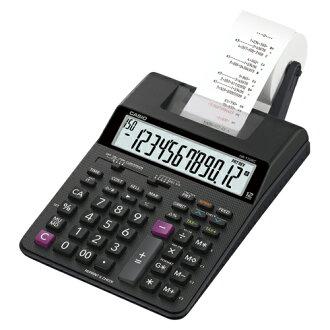 卡西欧打印机计算器HR-170RC-BK[*2套大量购买]
