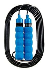 (まとめ買い)クツワ STAD なわとび フィットロープ ブルー NT012BL 〔10個セット〕