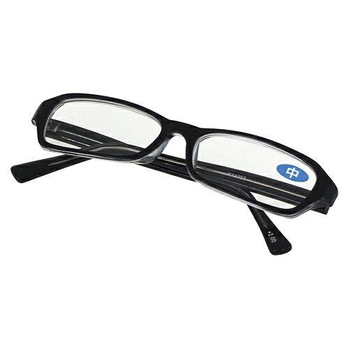 (まとめ買い)カール事務器 老眼鏡 中 2.0度 FR-08-20 〔3本セット〕
