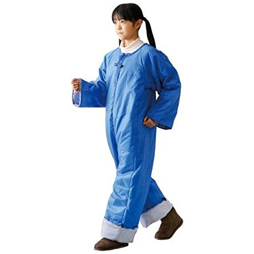 (まとめ買い)キングジム 着る布団&エアーマット<Sサイズ> BFT-002 〔3個セット〕
