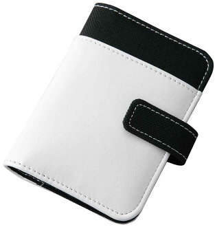 (summary) RAYMAYFUJII Pocketcard holder 20 pocket white CH23W