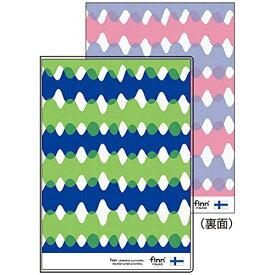 【メール便発送】セキセイ フィンダッシュ ノート きせかえっこ A5 ウェーブ FINN-7615-00【代引不可】