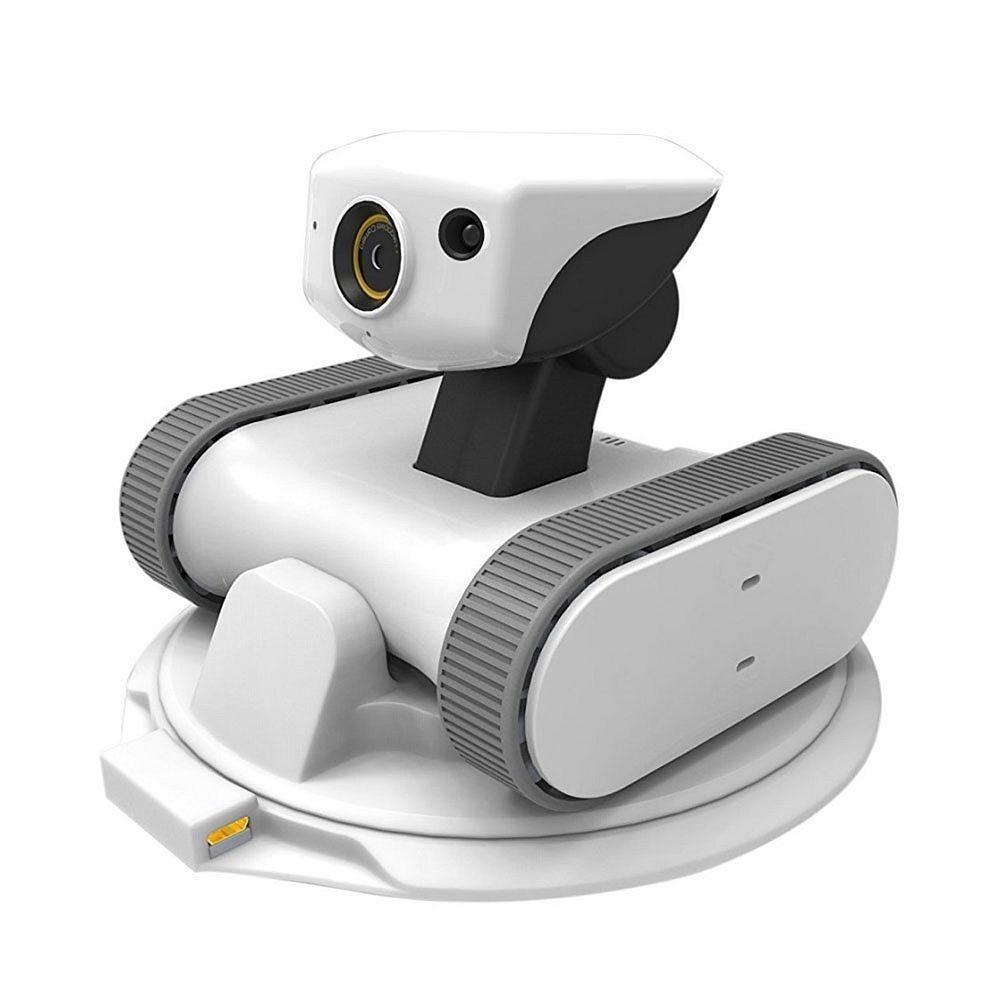 【送料無料】(まとめ買い)ライオン事務器 移動型カメラ付きロボット 見守りロボット アボットライリー Riley-17 095-20 〔2台セット〕
