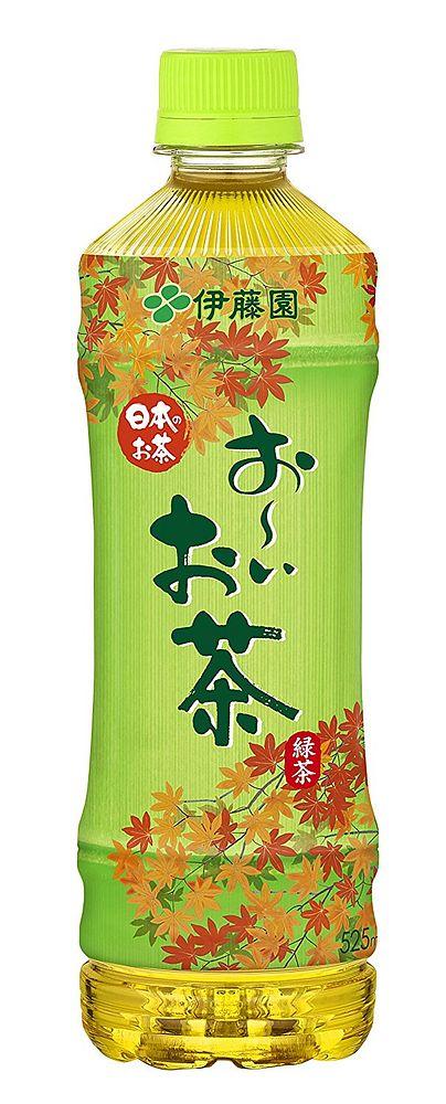 【送料無料】(まとめ買い)伊藤園 おーいお茶 緑茶 525ml 24本入 600973 〔×3〕