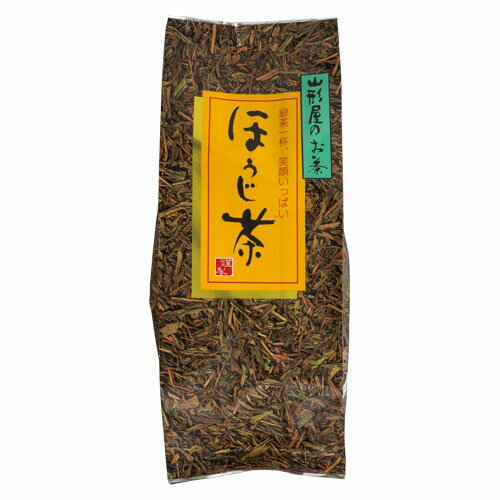 (まとめ買い)山形屋海苔店お徳用ほうじ茶200g 〔3袋セット〕