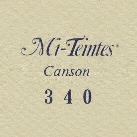マルマン 色画用紙 キャンソン ミタント ポストカードサイズ 340 オイスター 50枚 POST340P