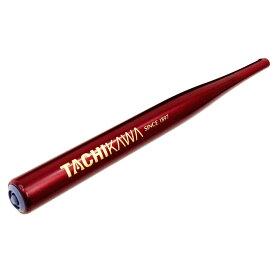 【メール便発送】タチカワ Pフリーペン軸 メタリックレッド TP-25MR 【代引不可】