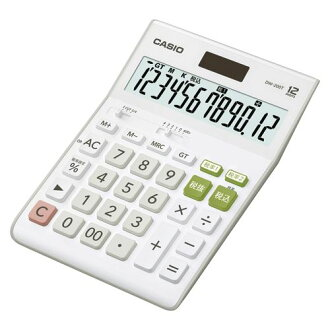 Casio desk type calculator-12 digit W tax support DW-200T-N 00024406
