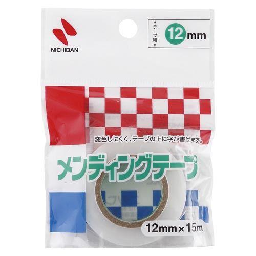 【メール便発送】ニチバン メンディングテープMD-12SMF 12 MD-12SMF 00005515【代引不可】