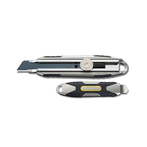 【メール便発送】オルファ(OLFA) カッターナイフ メタルハイパーPRO L型 ネジロック式 230B【代引不可】