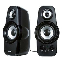 三和高音配備 2 聲道多媒體揚聲器毫米 SPL9BK