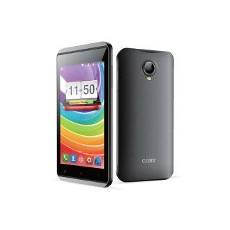 COBY 4.5 英寸双 sim 卡智能手机黑色 CBP-G45