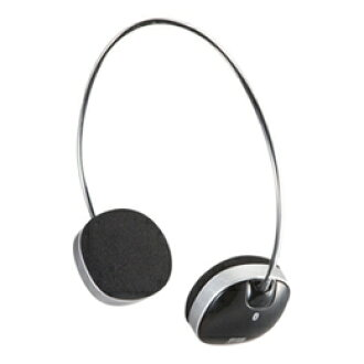 Sanwa Bluetooth stereo headset (black) MM-BTSH30BK
