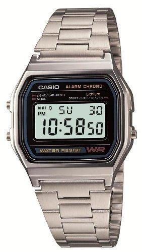 カシオ CASIO 腕時計 スタンダード A158WA-1JF メンズ