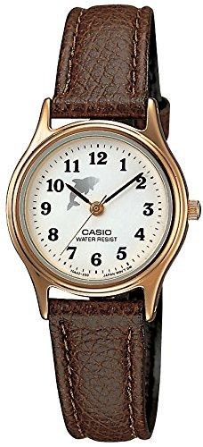 カシオ CASIO 腕時計 スタンダード LQ-398GL-7B4 レディース