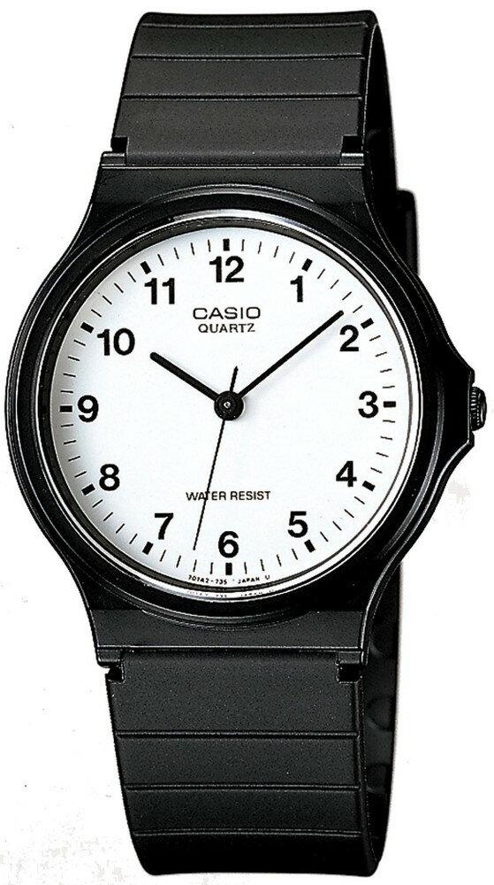 [カシオ]CASIO 腕時計 スタンダード MQ-24-7BLLJF メンズ
