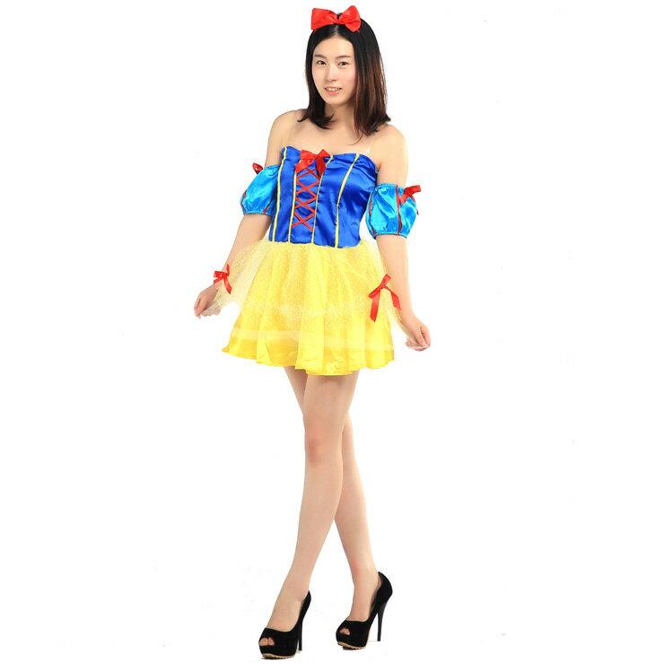 【送料無料】FJK コスチューム 白雪姫 B FJK-007 コスプレ 衣装【あす楽対応】