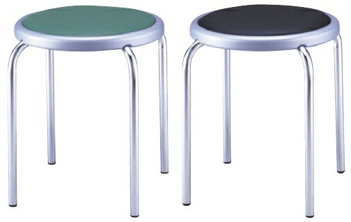 丸椅子 カラー:グリーン MY-N1144【代引不可】