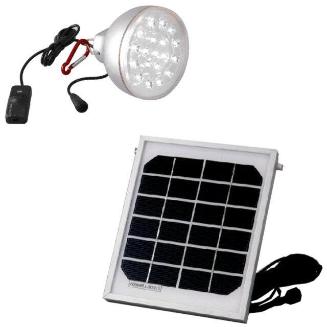 高輝度白色LED19灯搭載 ソーラー充電式LEDセンサーライト FS-959【あす楽対応】