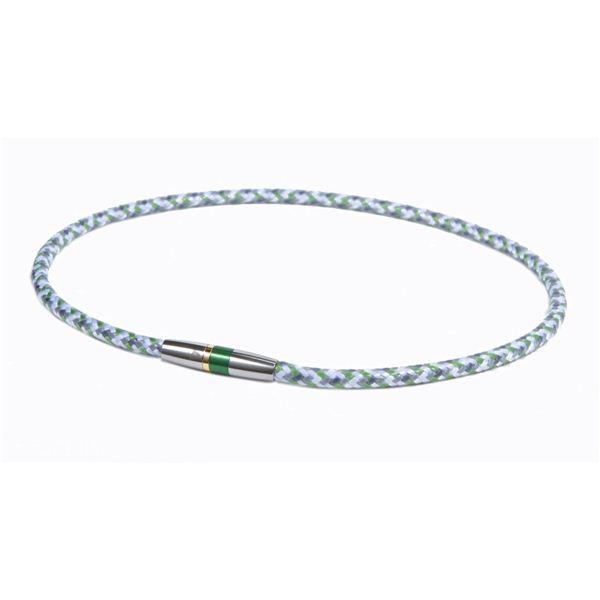 Phiten(ファイテン) RAKUWA ネック X50 ハイエンド III グリーン 50cm TG475353【代引不可】