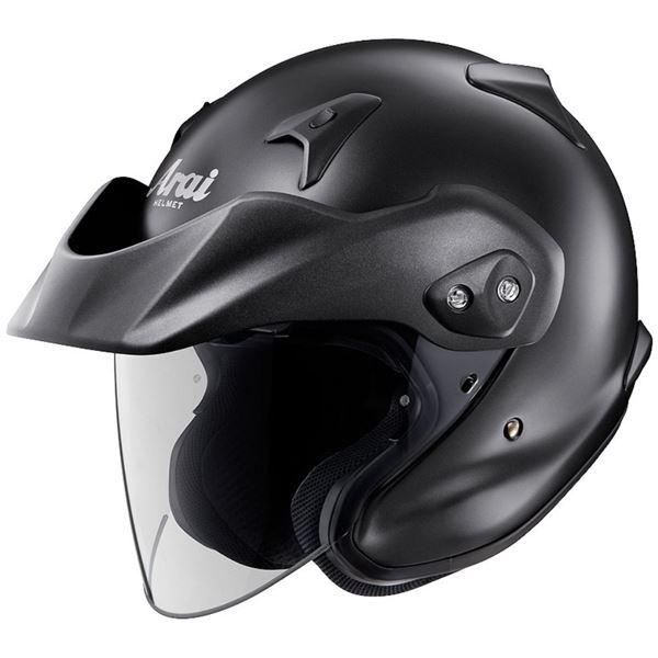 【送料無料】アライ(ARAI) ジェットヘルメット CT-Z フラットブラック L 59-60cm【代引不可】