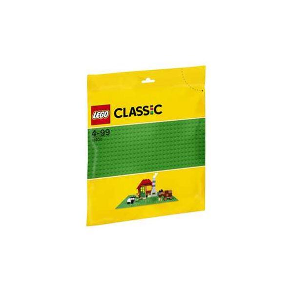 レゴジャパン 10700 レゴ(R)クラシック 基礎板(グリーン) 〔LEGO〕【代引不可】