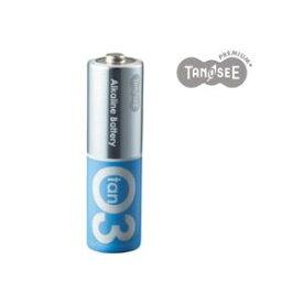 (まとめ)TANOSEE アルカリ乾電池プレミアム 単3 20本入×10箱【代引不可】