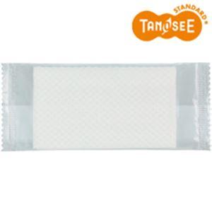TANOSEE 紙エンボスおしぼりエコノミー 1500枚(50枚×30パック)【代引不可】