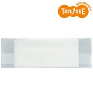 TANOSEE パルプ不織布おしぼり平型 1200枚入(50枚×24P)【代引不可】