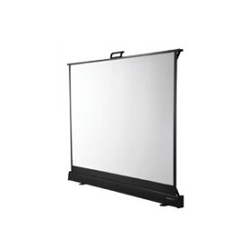 【送料無料】キクチ科学研究所 モバイルテーブルトップスクリーン 50型 GTP-50W 1台【代引不可】
