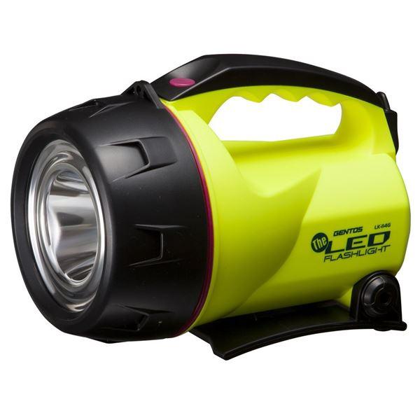 GENTOS(ジェントス) フラッシュライト The LED 330lm LK-114G【代引不可】