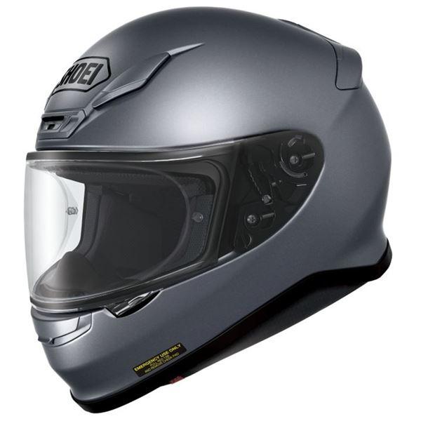 【送料無料】フルフェイスヘルメット Z-7 パールグレーメタリック L 〔バイク用品〕【代引不可】