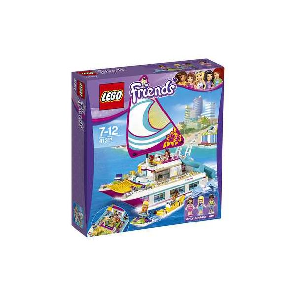 【送料無料】レゴジャパン 41317 レゴ(R)フレンズ ハートレイク ワクワクオーシャンクルーズ 〔LEGO〕【代引不可】
