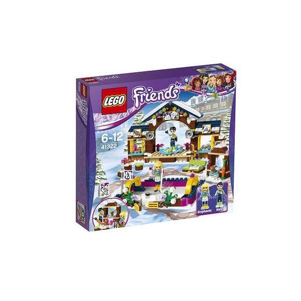 """レゴジャパン 41322 レゴ(R)フレンズ スキーリゾート""""スケートリンク 〔LEGO〕【代引不可】"""