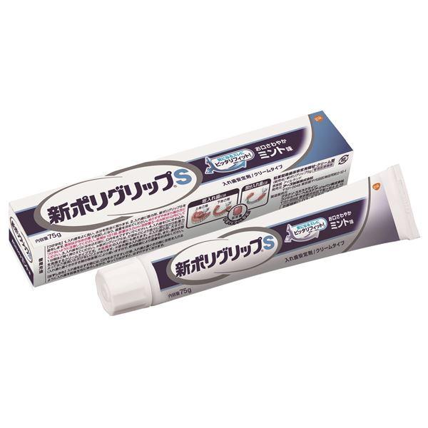 グラクソスミスクライン ポリグリップS × 6 点セット 【代引不可】