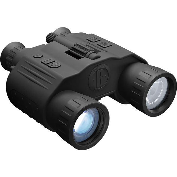 【送料無料】デジタルナイトビジョン(暗視スコープ) 双眼 ブッシュネル 〔日本正規品〕 エクイノクスビノキュラーZ240R 〔暗視装置/光学機器〕【代引不可】