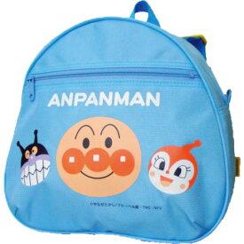 アンパンマンDバッグ リュック〔キッズ〕〔2個セット〕〔ブルー〕【代引不可】【北海道・沖縄・離島配送不可】