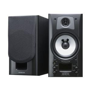 【送料無料】オンキヨー(オーディオ機器) WAVIO パワードスピーカーシステム ブラック GX-70HD2(B)【代引不可】