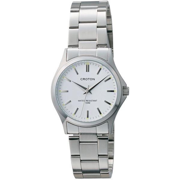 CROTON(クロトン) 腕時計 3針 10気圧防水 RT-169M-04【代引不可】