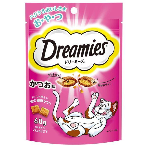 (まとめ) DRE6 ドリーミーズ かつお味 60g 〔猫用フード〕〔ペット用品〕 〔×36セット〕【代引不可】