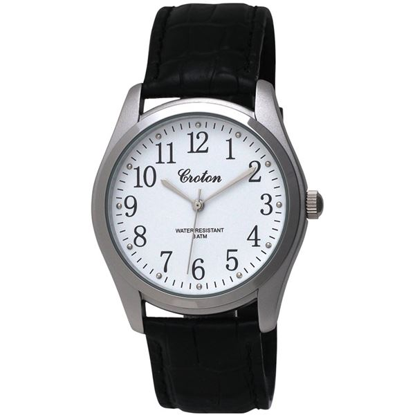 CROTON(クロトン) 腕時計 3針 日本製 RT-166M-C【代引不可】