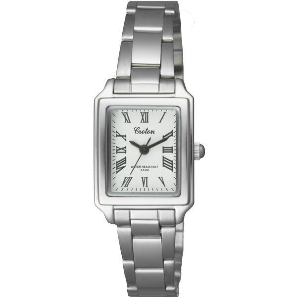 CROTON(クロトン) 腕時計 3針 日本製 RT-158L-C【代引不可】