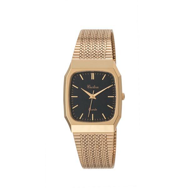 CROTON(クロトン) 腕時計 3針 日本製 RT-167M-06【代引不可】